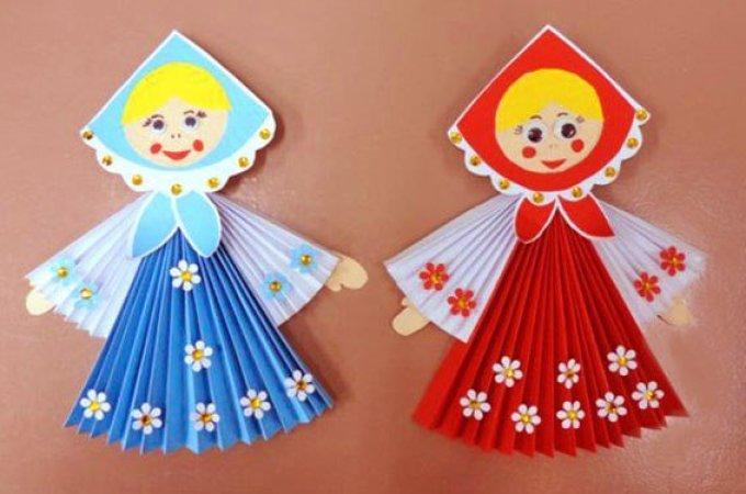 kukli-iz-kartona-na-maslenicu Куклы из бумаги своими руками (схемы, шаблоны) — Остров доброй надежды