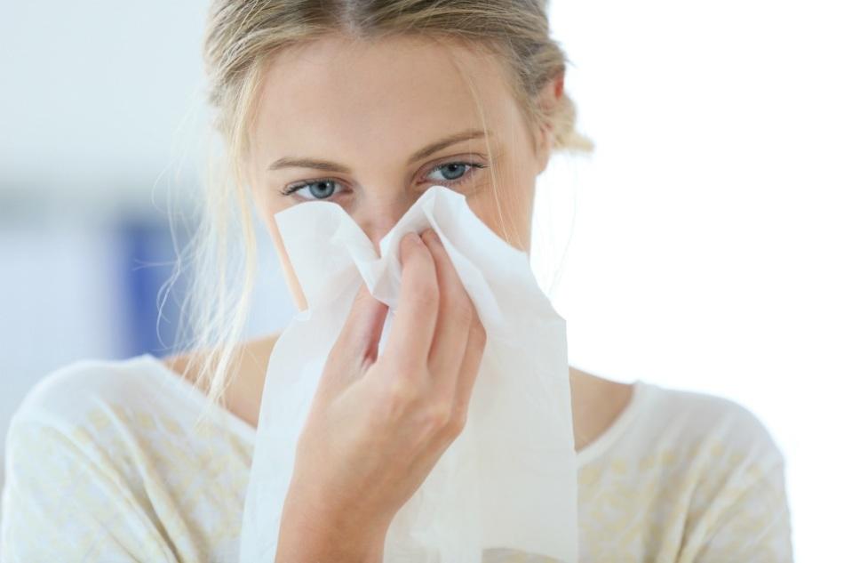 Как избавиться от заложенного носа?