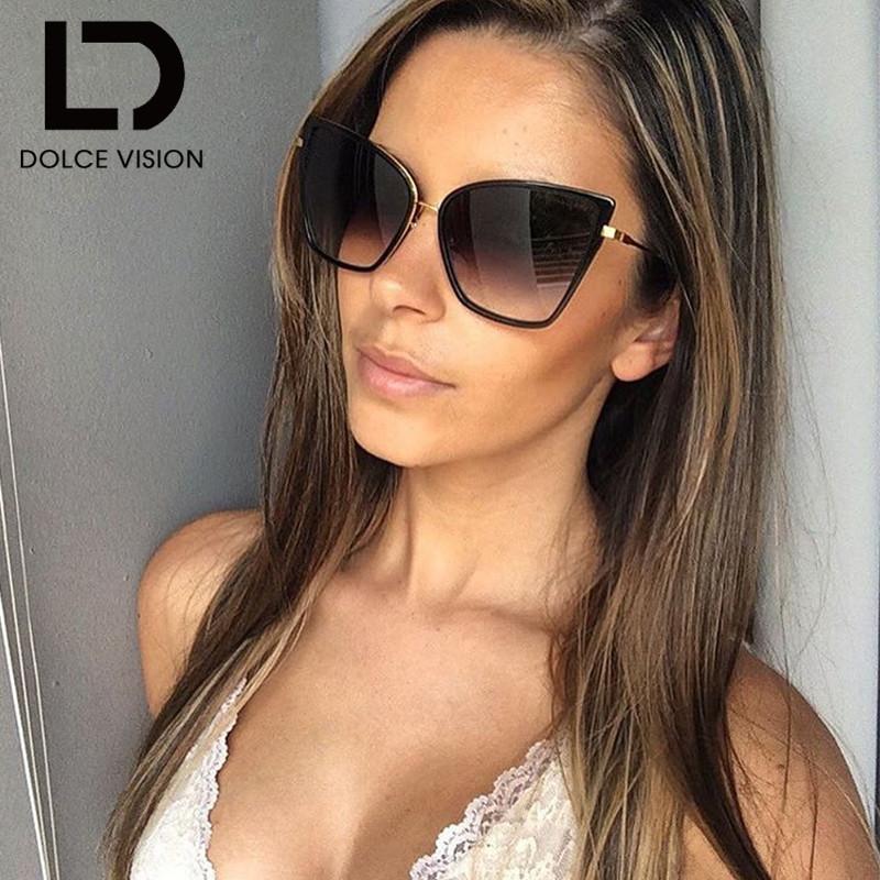 Женские солнцезащитные очки  тенденции моды весны лета 2019 года ... 3b61523157c