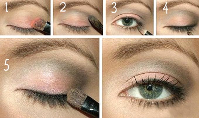 Как красить глаза с нависшими веками