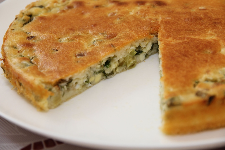 Пирог с мясом по дюкану - интересный рецепт вкусного лакомства