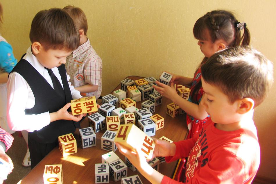 Развивающие игры на зрительную память