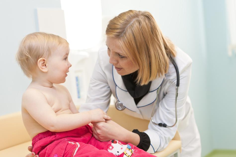 Консультация врача необходима для исключения серьезных нарушений