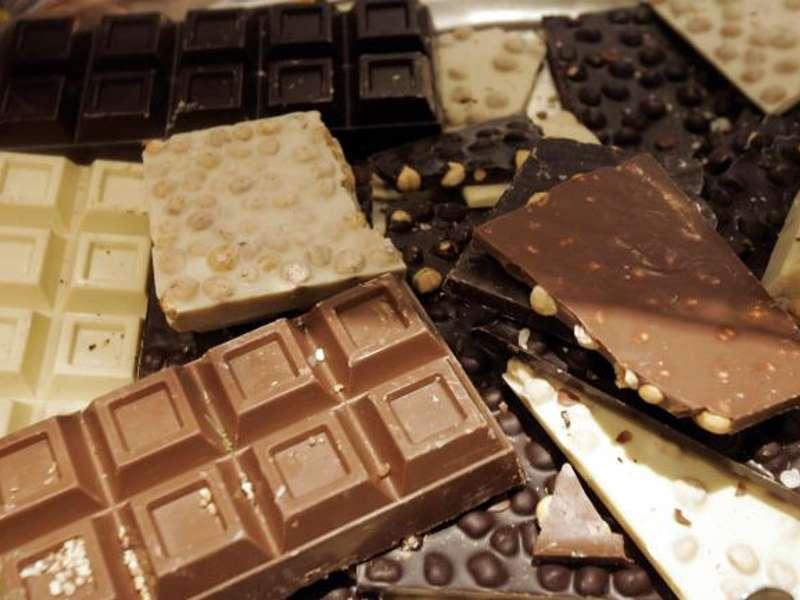 Шоколад - источник серотонина