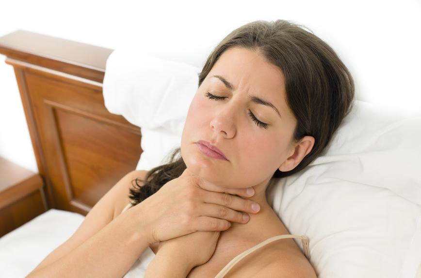 Боль в горле после тонзиллэктомии