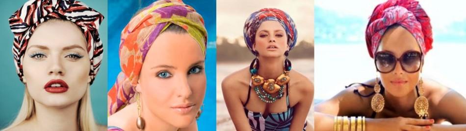 tyurban Как красиво завязать на голову шарф разными способами? Как красиво и стильно завязать шарф на голове летом, с пальто, мусульманке?