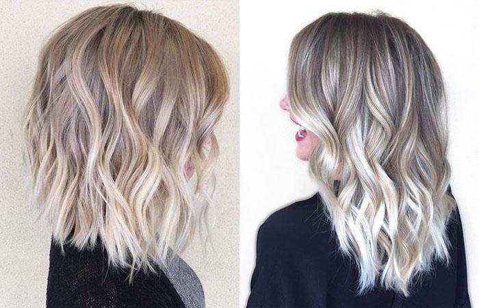 Мерцающие волосы