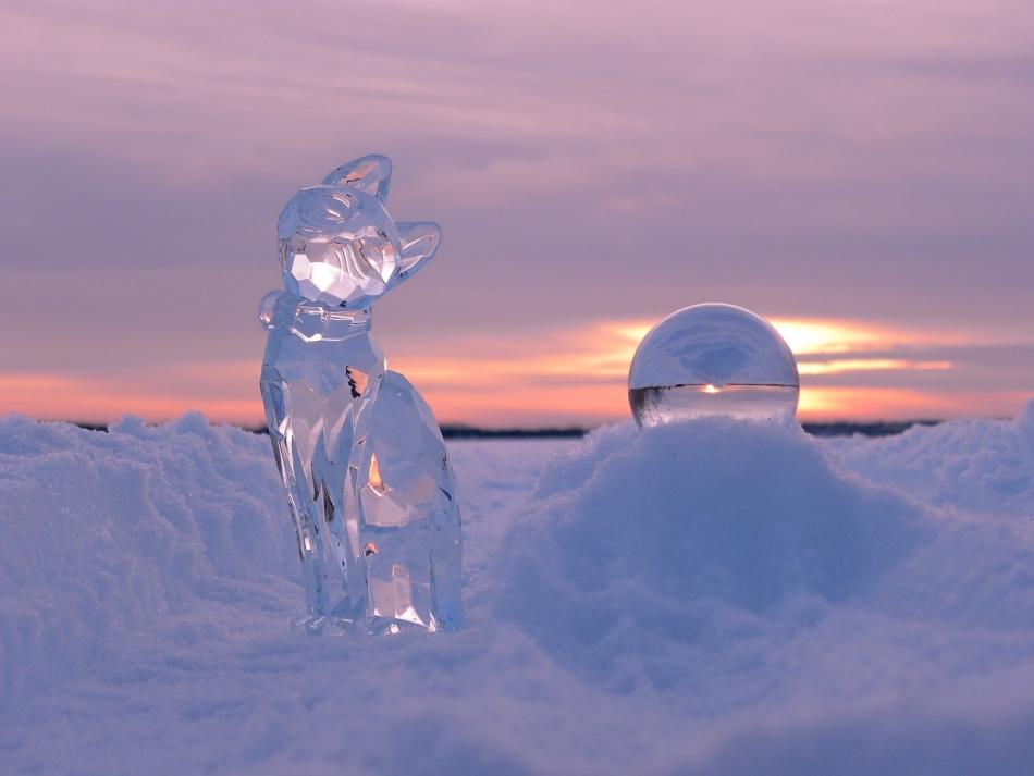 Приснилась ледяная фигура: какое значение имеет сон?