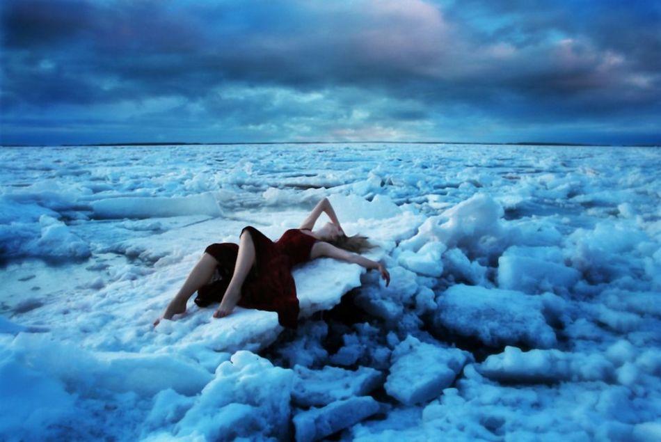 Как истолковать сон со льдом?