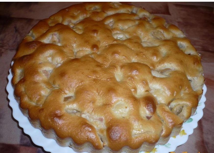 пироги из кислого молока рецепты с фото приготовили для