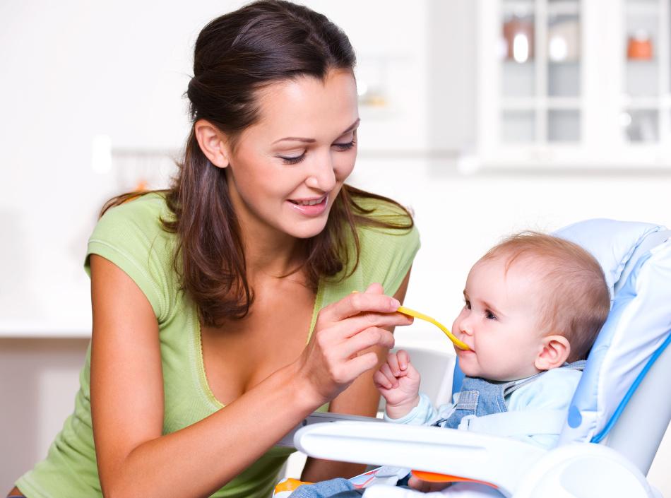 Перепелиные яйца для грудного ребенка