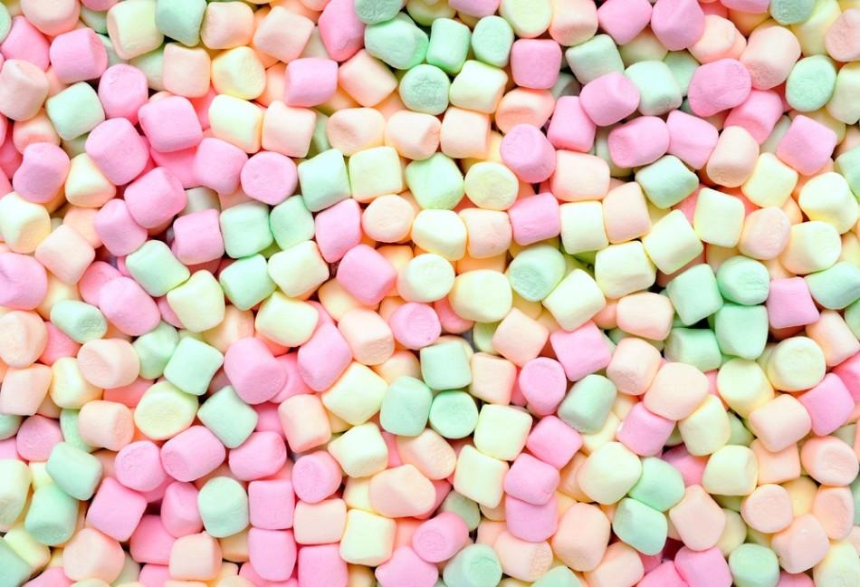 konfeti-marshmellou Украшение торта своими руками в домашних условиях