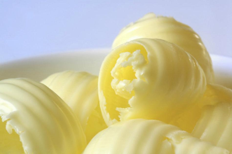 Жиры и масла - высокая калорийность