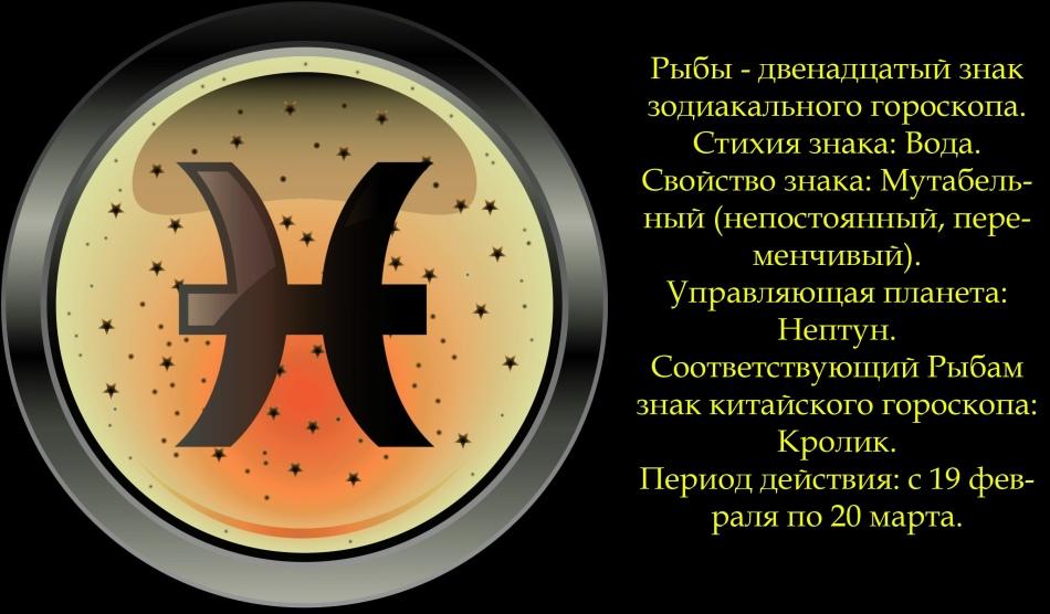 рыбы знак зодиака обозначения картинки тебя днем