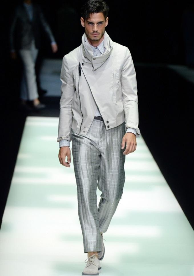 Армани - мужская мода 2020