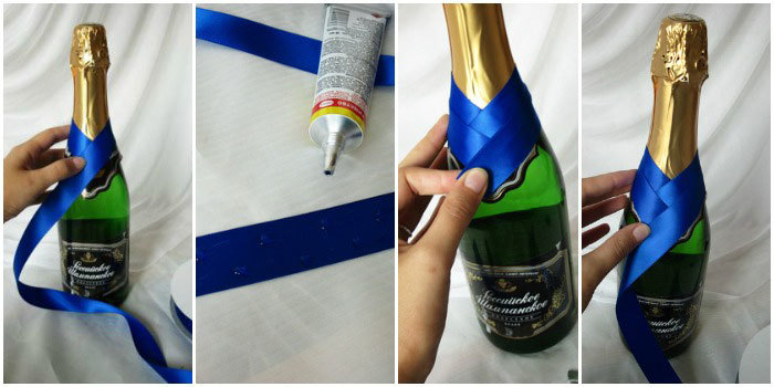 9d203798dc299295ae3cb88f3f6aa060 Декор бутылки на праздник в день рождение малыша