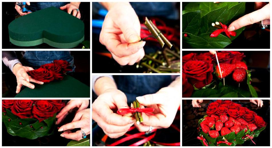 9d2a6cb245e8ed26ebad5934327dfb41 Как сделать красивый букет своими руками — Цветы букеты