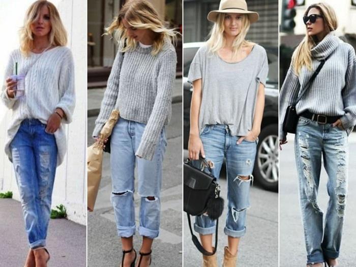 Модные джинсы 2019 женские фото