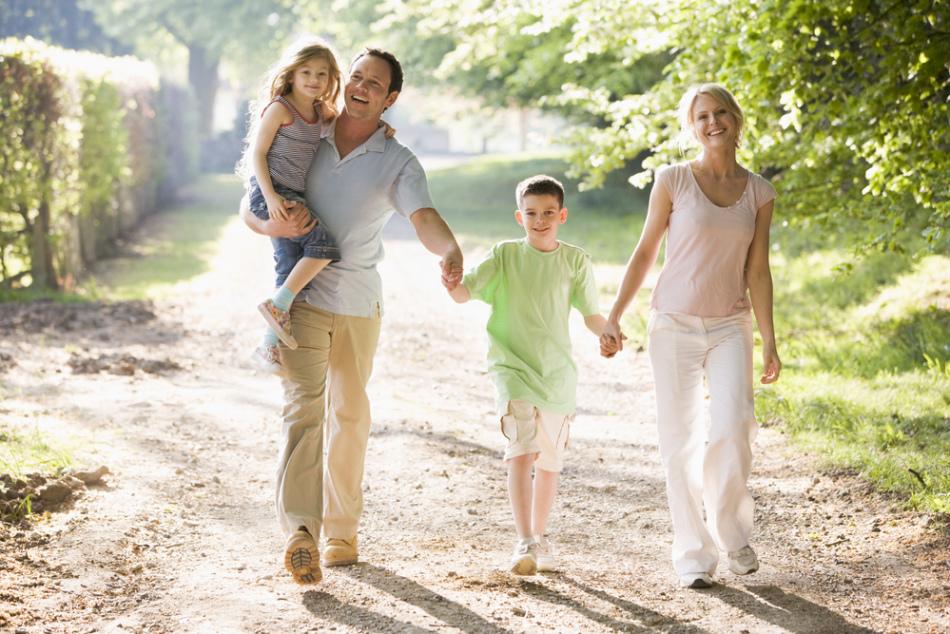 Прогулки на свежем воздухе снижают риск задержки дыхания во сне