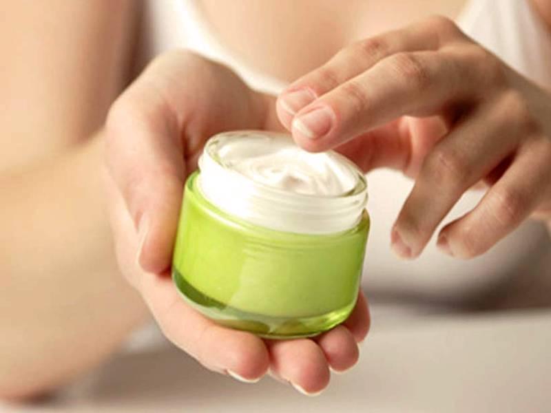 Мази и кремы применяются при поражении грибком кожи