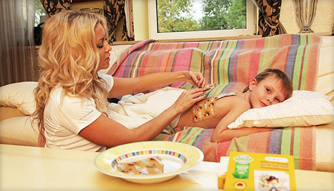 Ставить горчичники можно детям от 6 лет.