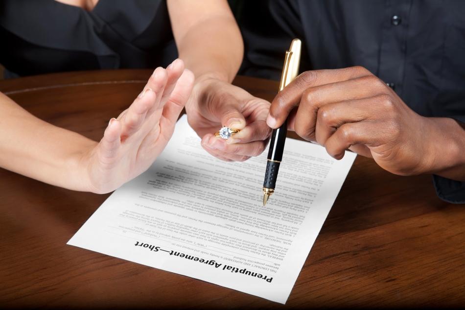 Зачем нужен брачный договор?