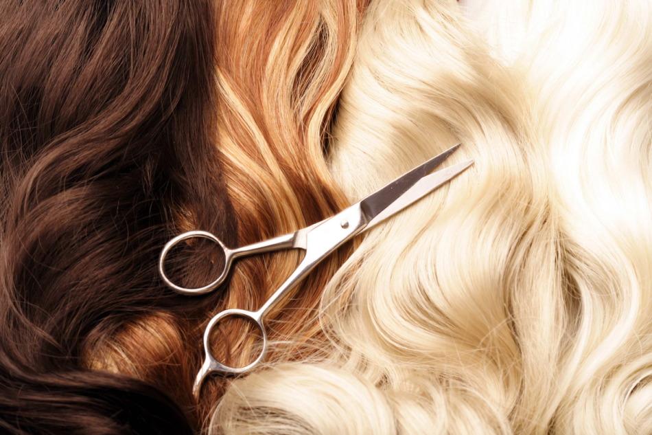 Маски для волос вымывают пигмент краски