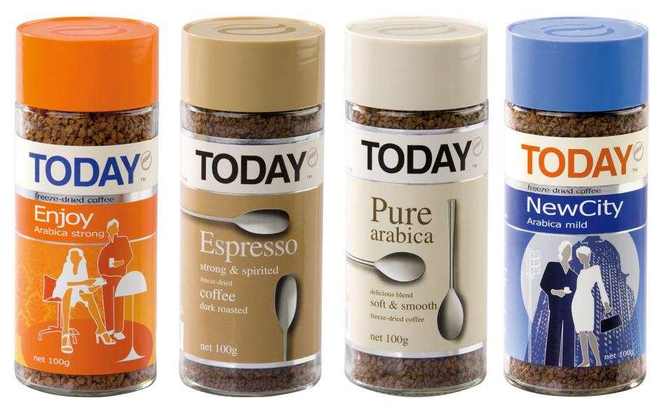 Рейтинг растворимого кофе: №7 today