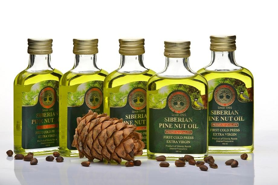 Масло кедрового ореха уникальный продукт