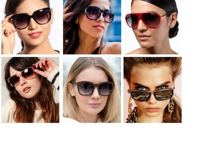 Женские солнцезащитные очки  тенденции моды весны лета 2019 года, обзор,  модные образы, фото. Какие солнцезащитные женские очки в моде весной-летом  в 2019 ... b3a7e49c085