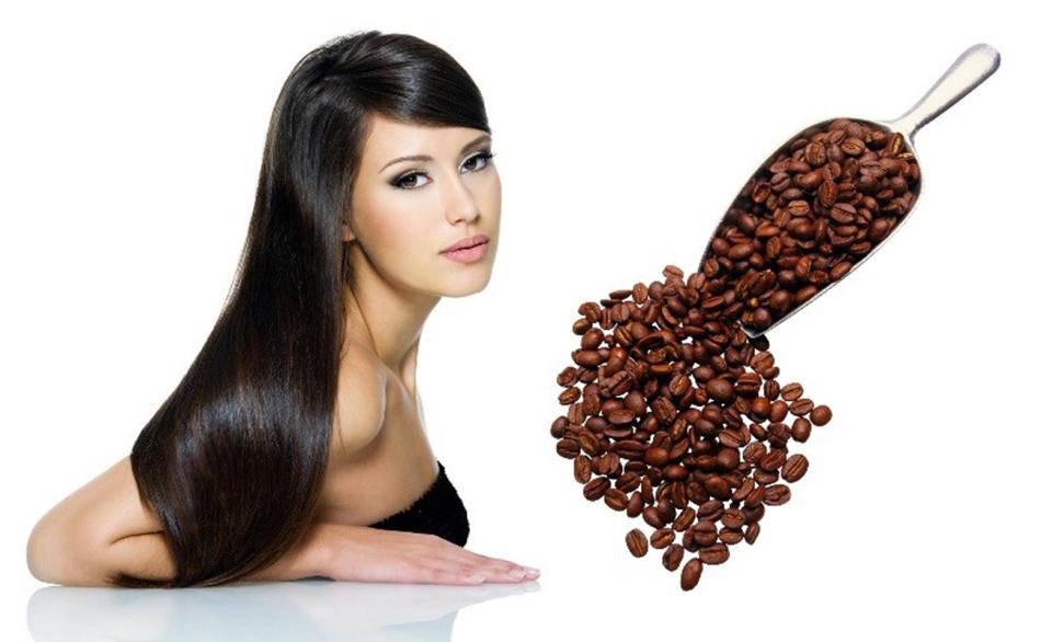 Кофе - идеальный ингредиент для темных волос