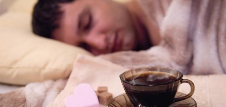 Как разбудить мужчину