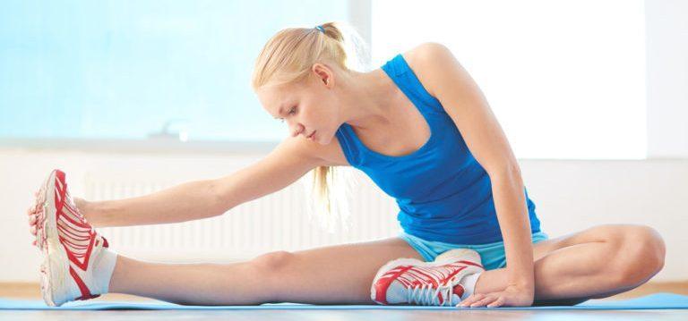Профилактические упражнения, позволяющие предупредить заболевания с болями под коленом