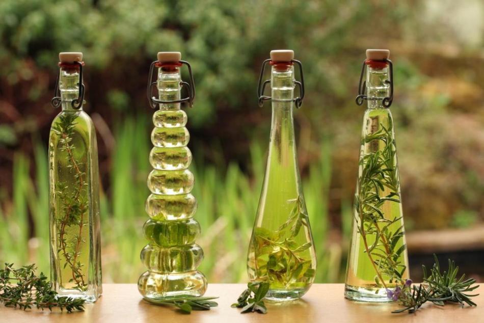 Эфирные масла пихты и сосны