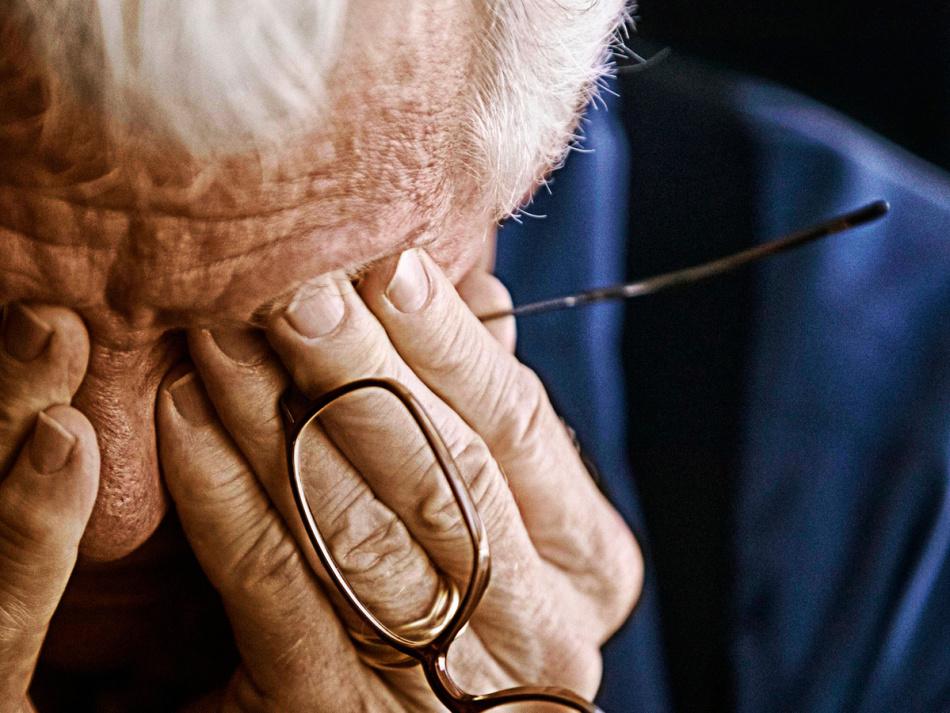 Деменция - прогрессирующее и необратимое заболевание