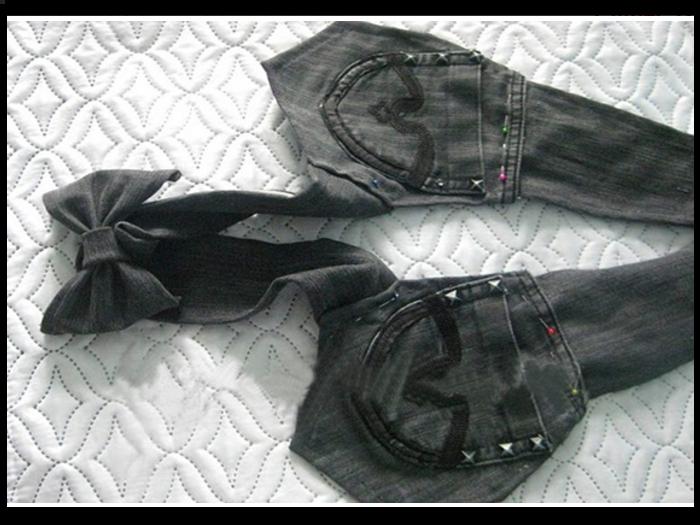 a2e9bd4abb46276ff728d2ca92201f28 Сарафан из старых джинсов своими руками: выкройки, как сшить детский сарафан
