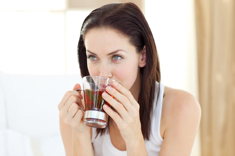 Безалкогольный глинтвейн помогает при простудных заболеваниях