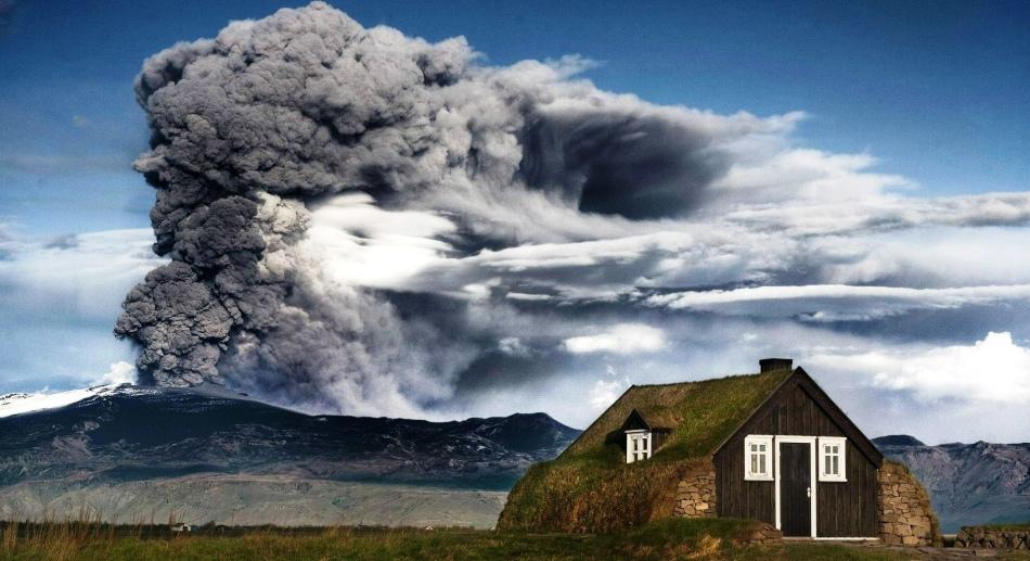 Из-за обилия вулканов в исландии будут рады иммигрантам-сейсмологам