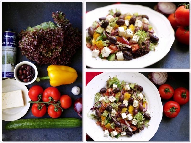 Важные компоненты для салата