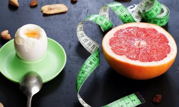 Яично грейпфрутовая диета на 3