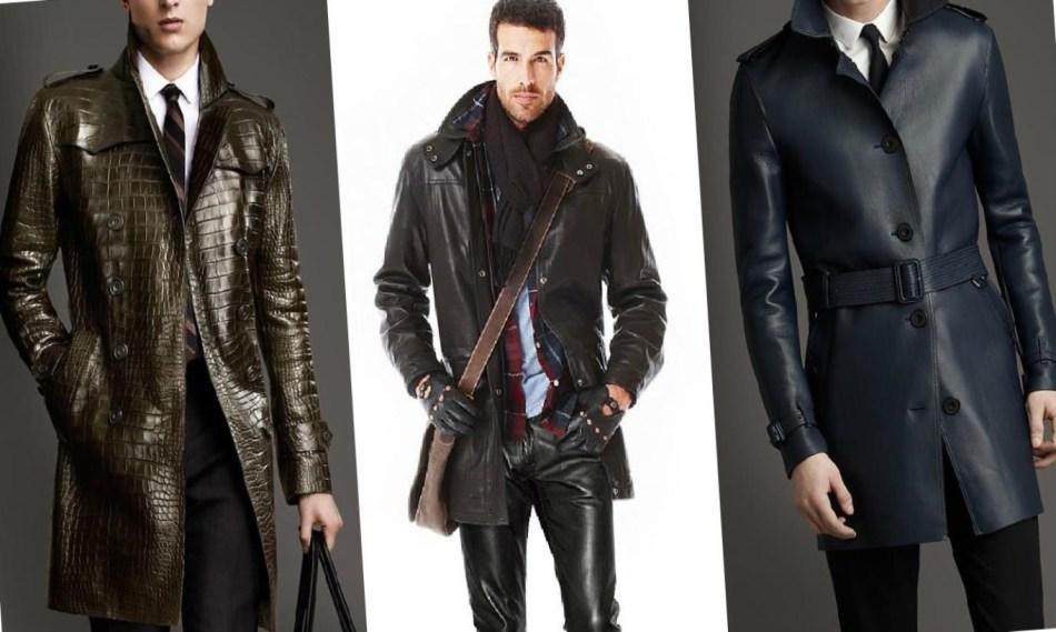 Кожаное пальто, уход и чистка кожаного пальто
