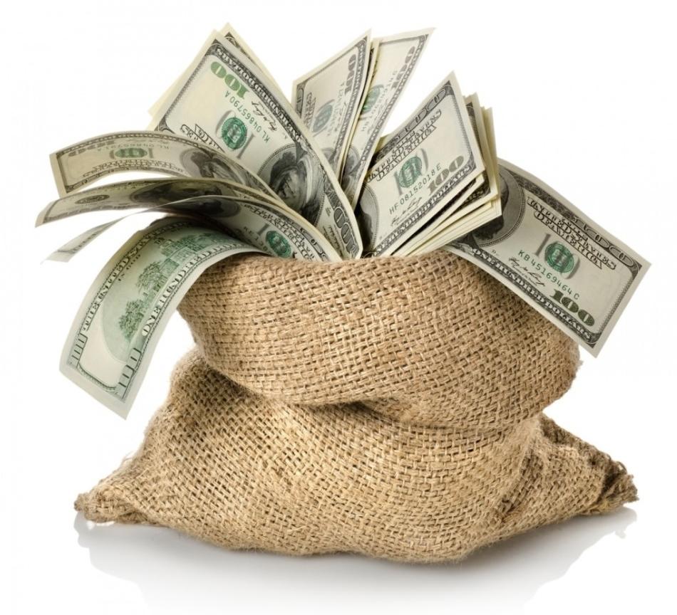 Мешочек с деньгами - подарок, о котором мечтает любой именинник