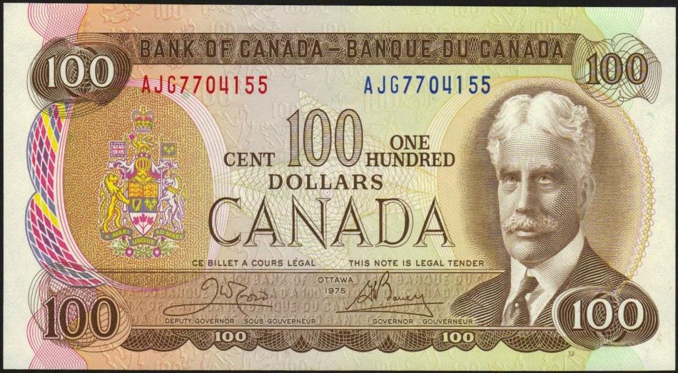 Так выглядит такая валюта, как канадский доллар