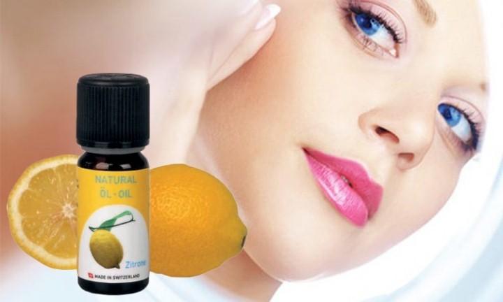 Свойства эфирного масла лимона