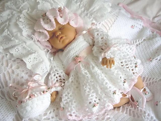 детские костюмчики для новорожденных мальчиков и девочек спицами