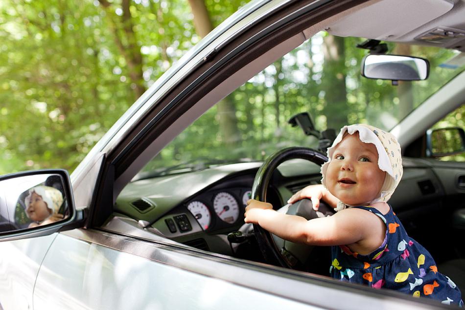 Девочка в машине снится к приятным неожиданностям