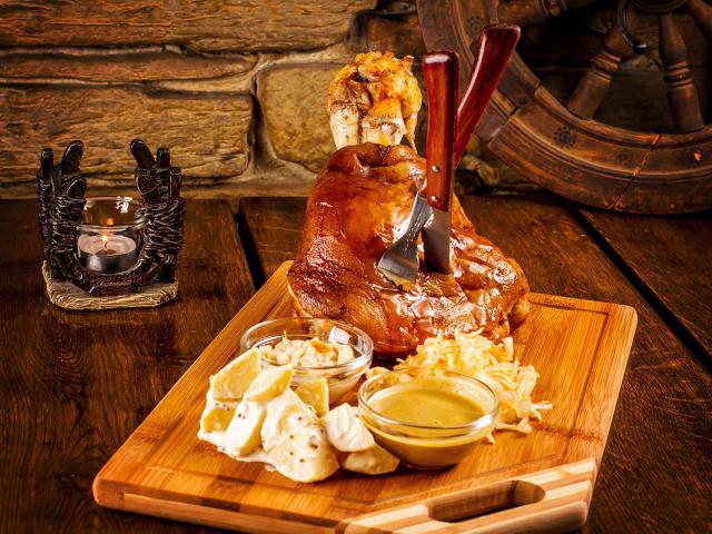 рульки свиные по чешски классический рецепт
