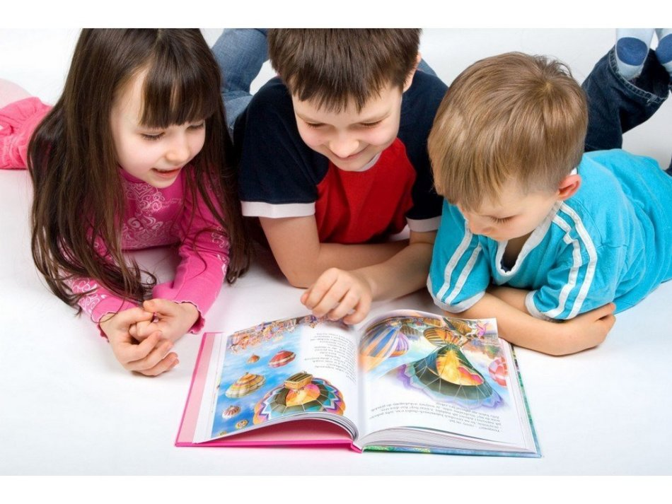 Групповое обучение чтению