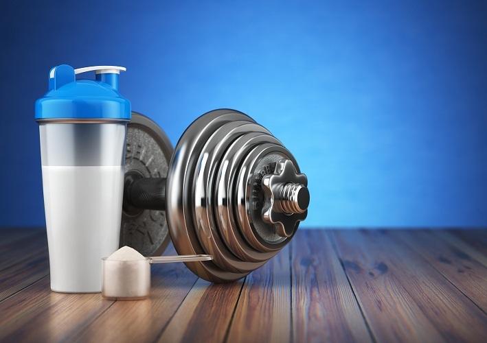 Даже без тренировок продолжайте пить протеины или делайте акцент на белковой пище