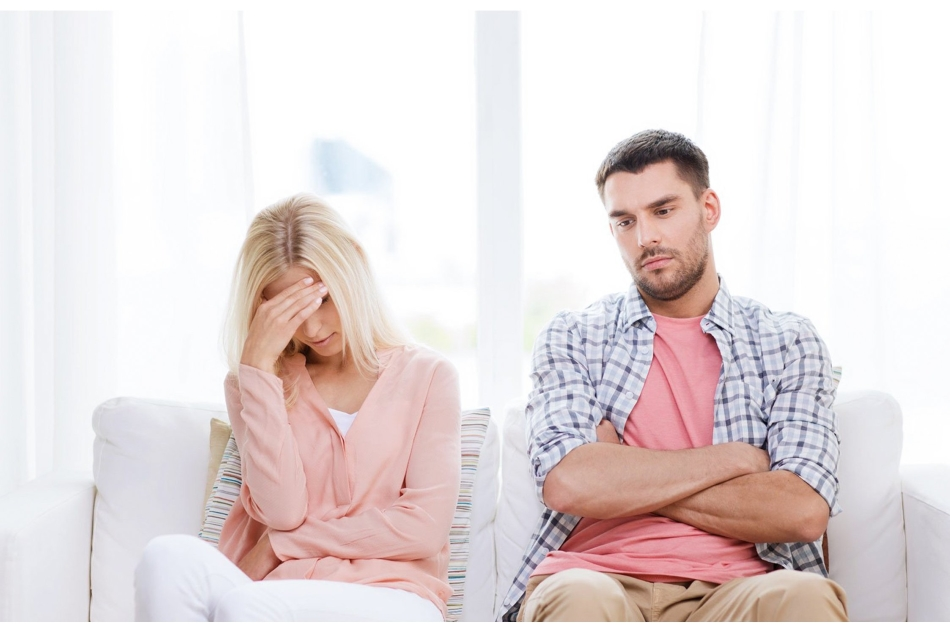 Тяжелый развод